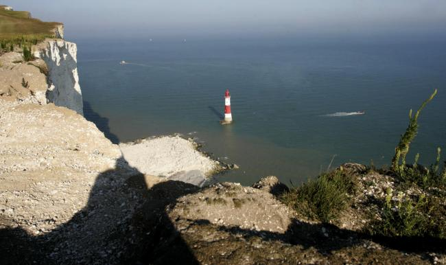 Young man falls 400ft to his death at Beachy Head