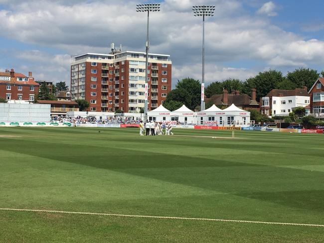 Sussex suffered a humbling record defeat at Hove today