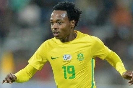 Seagulls' striker Tau pinpointed as threat to Super Eagles