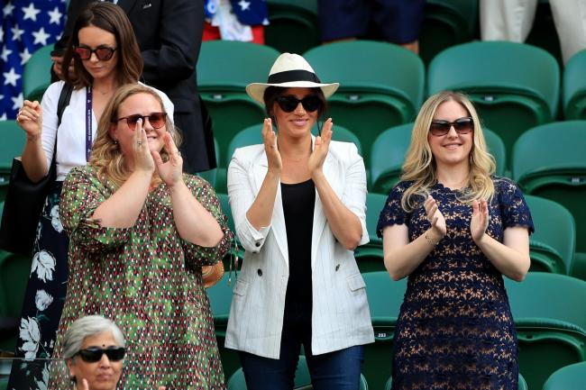Wimbledon 2019 – Day Four – The All England Lawn Tennis and Croquet Club