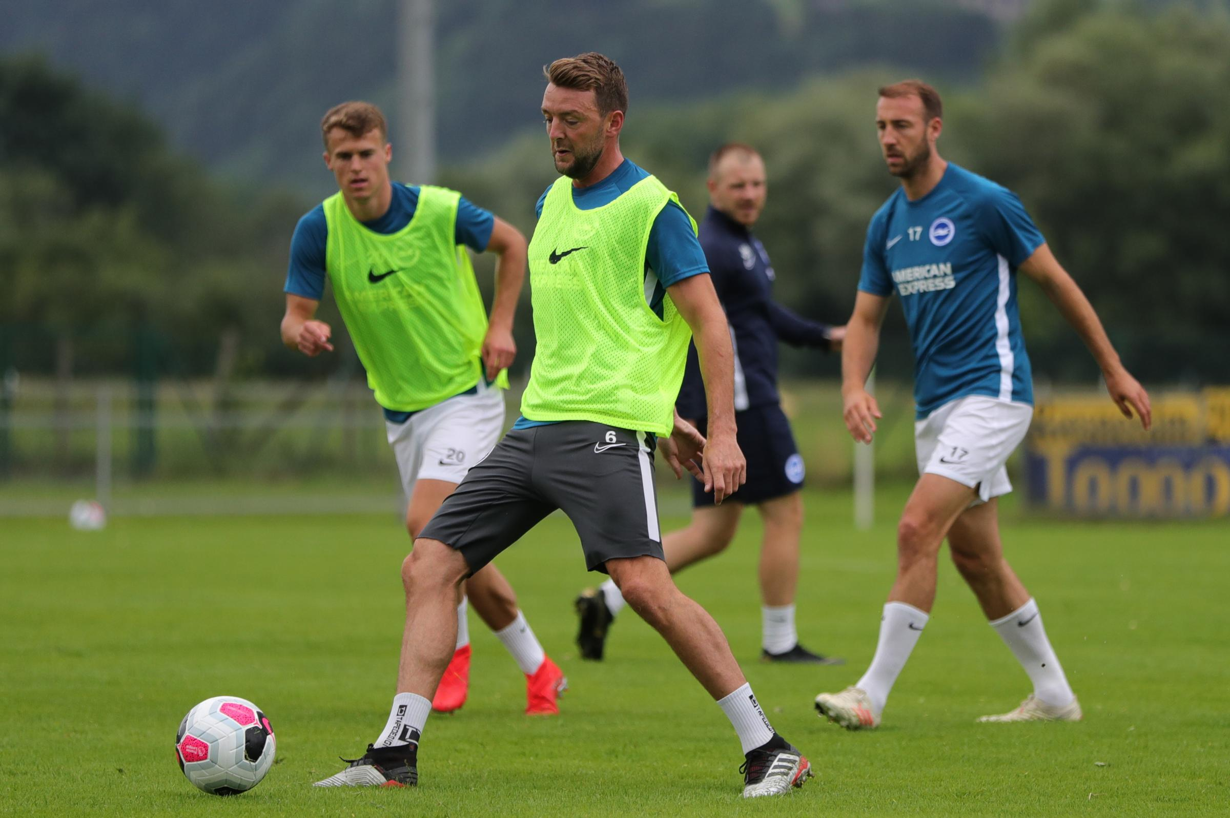 Dale Stephens targets long stay in Premier League with Albion