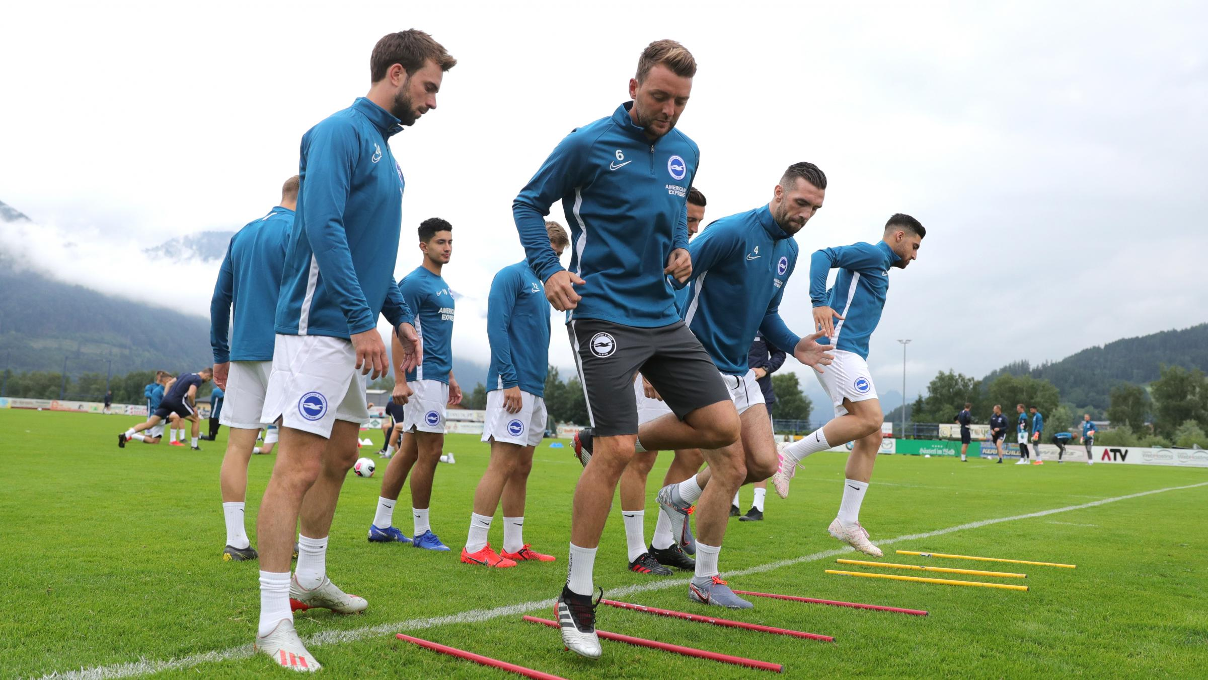 Albion stalwart Dale Stephens on what could lie in store for him under Graham Potter