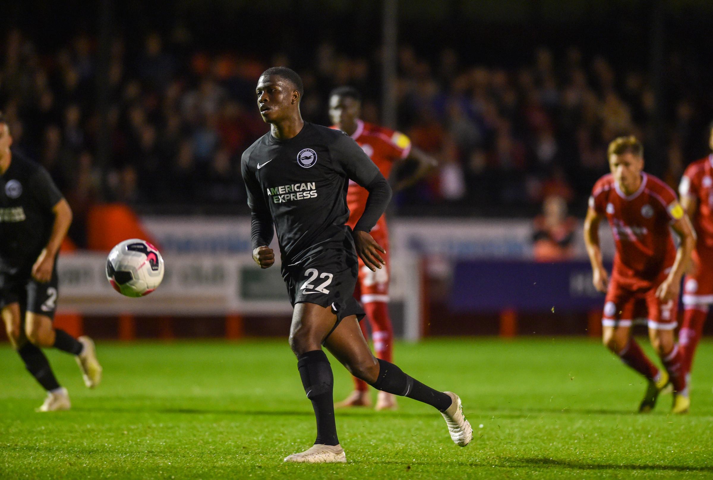 Crawley 0, Albion 1: Richards scores late winner
