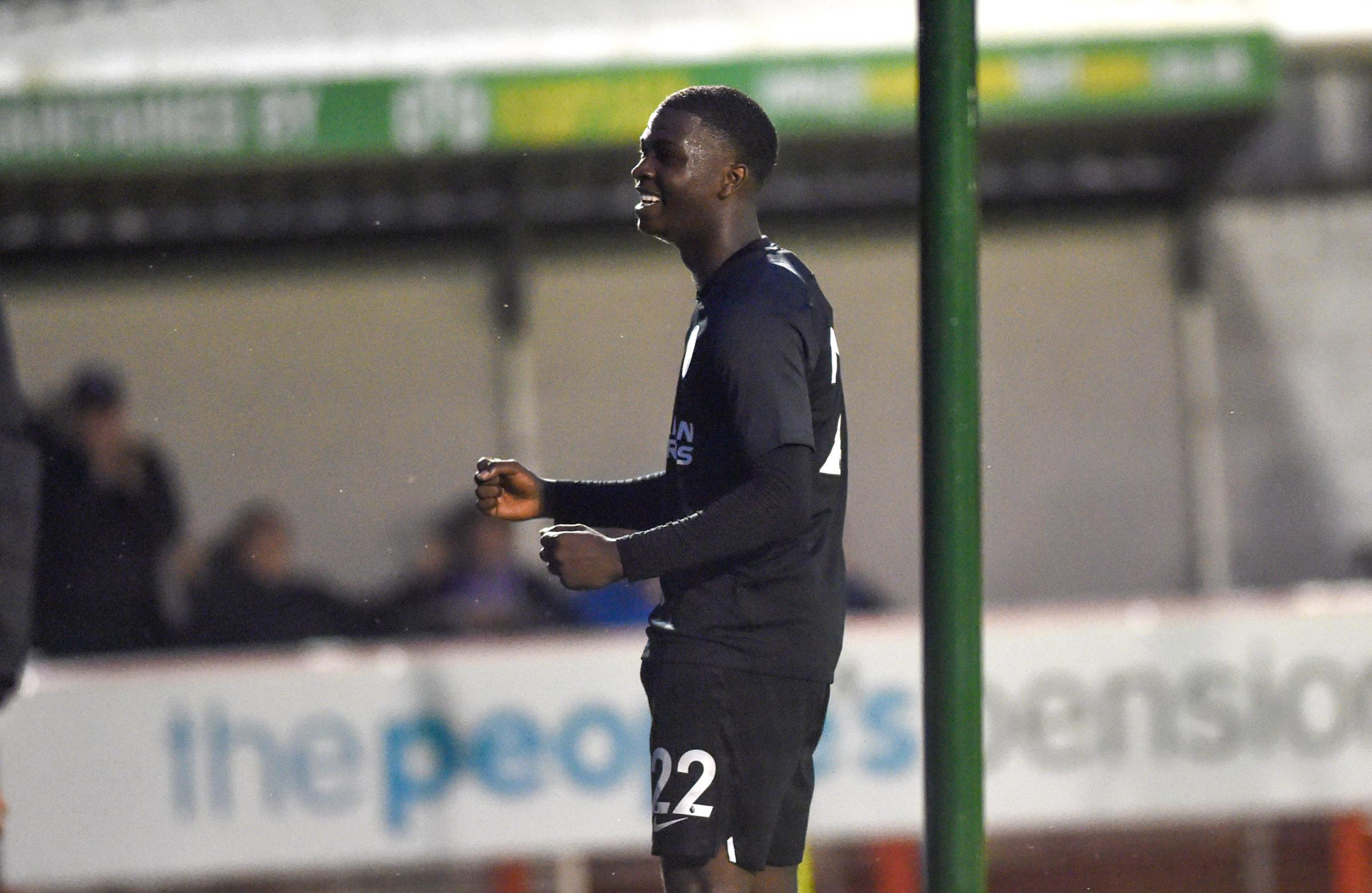 Taylor Richards aiming for first team breakthrough with Albion after debut winner at Crawley