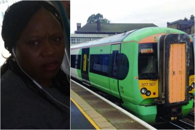 Boy, 5, slapped in the face in front of his mother on train