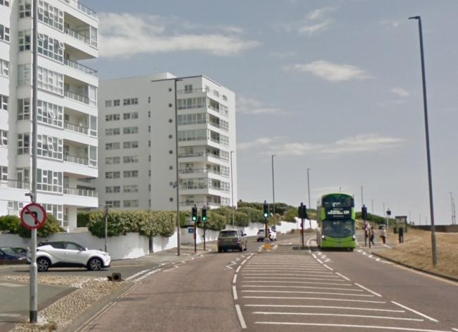 The A259 between Brighton and Eastbourne could be improved if Government funding is granted