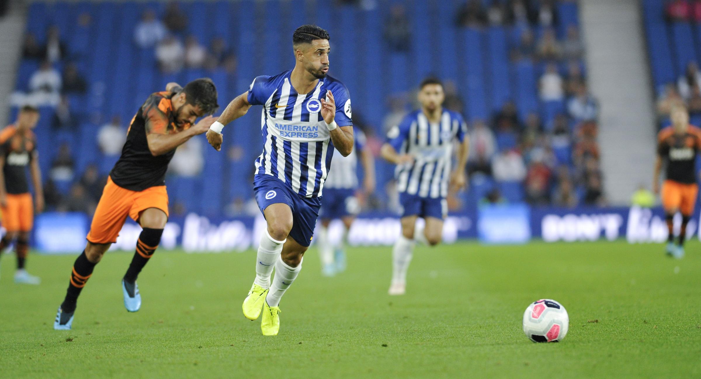 Beram Kayal back at Albion after loan deal is cut short