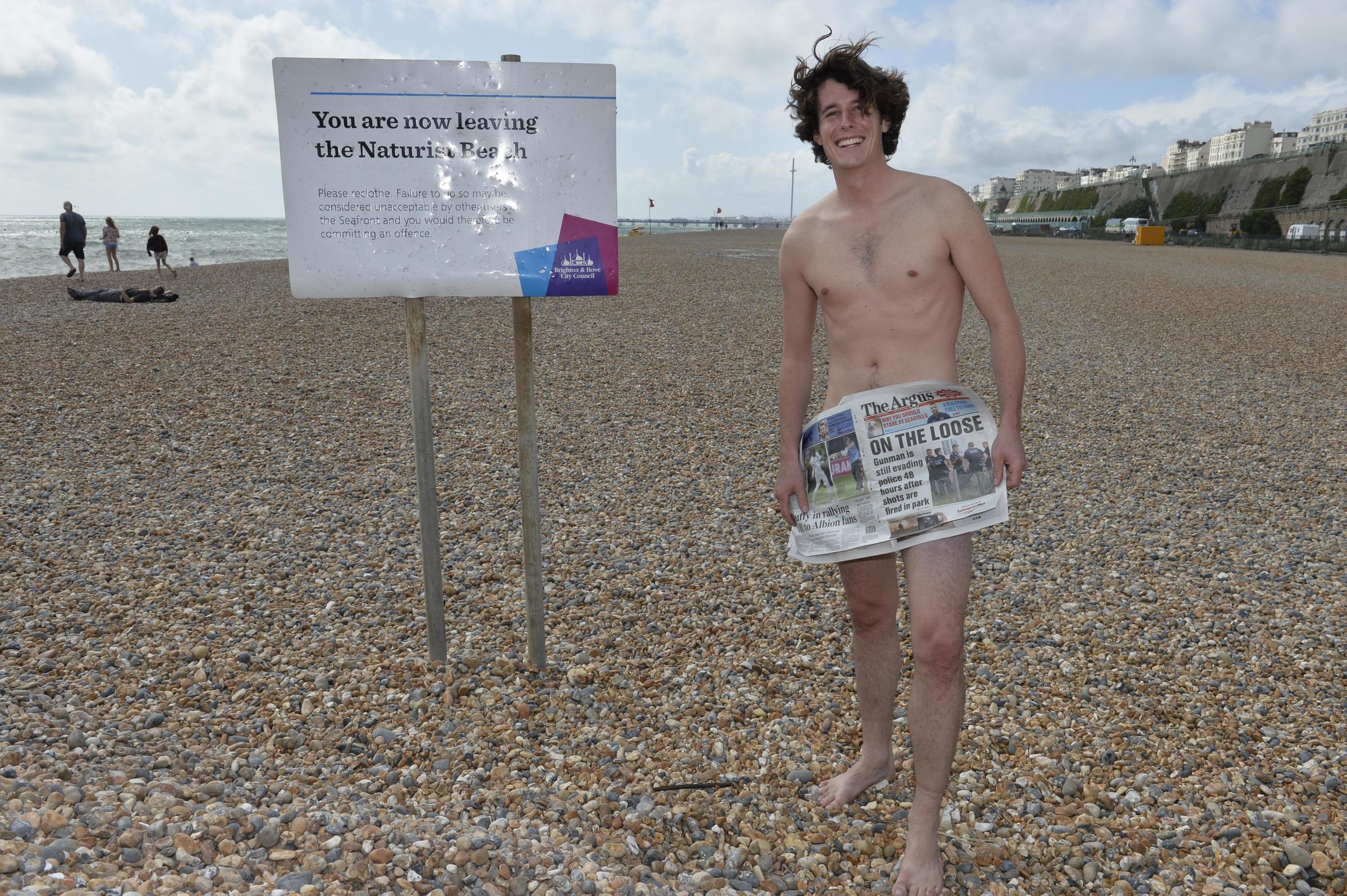 black sea nudists