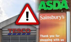 Tesco Aldi Lidl And Sainsburys Are Urgently Recalling