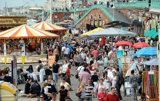 Have your say on Brighton and Hove seafront