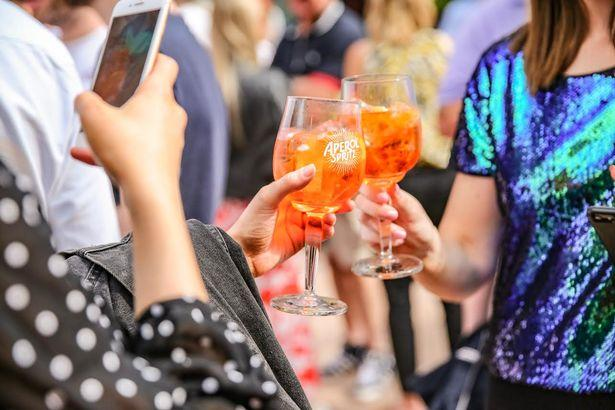 You can get a free Aperol Spritz at this Brighton bar tomorrow