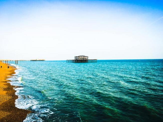 Picture of the Day: West Pier in the sunshine | The Argus