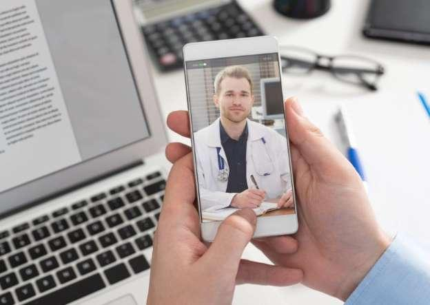 Patients now offered check-ups on Skype