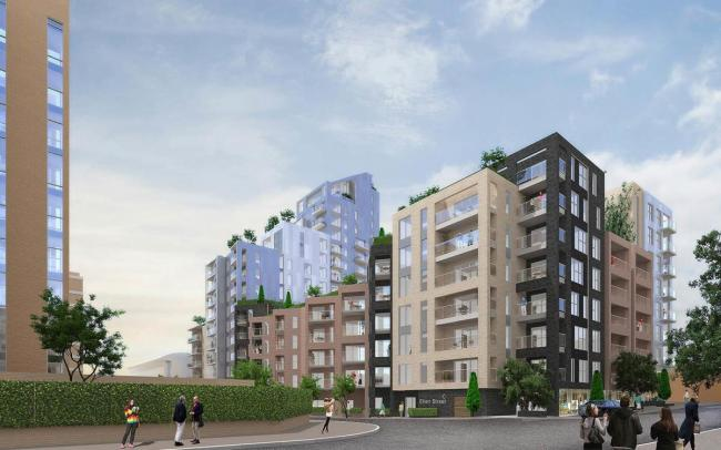 Opinion: New development near Hove station a tall order indeed
