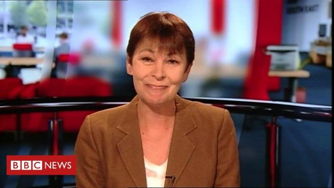Caroline Lucas apologises for proposing all-white female emergency cabinet