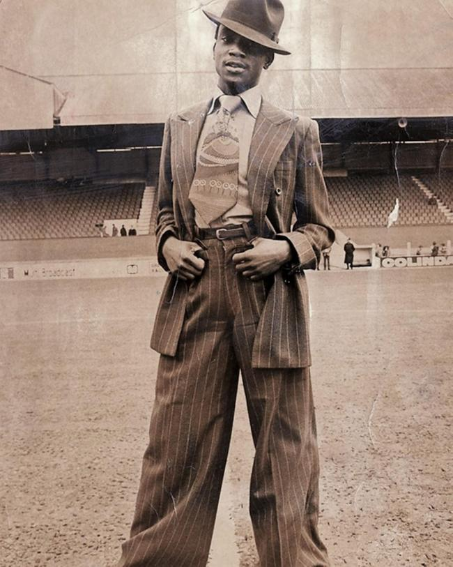 Laurie Cunningham was a pioneer for black men in football