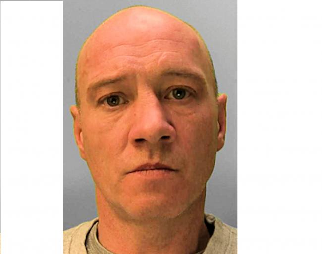 Kevin Gerrish is wanted on recall to prison