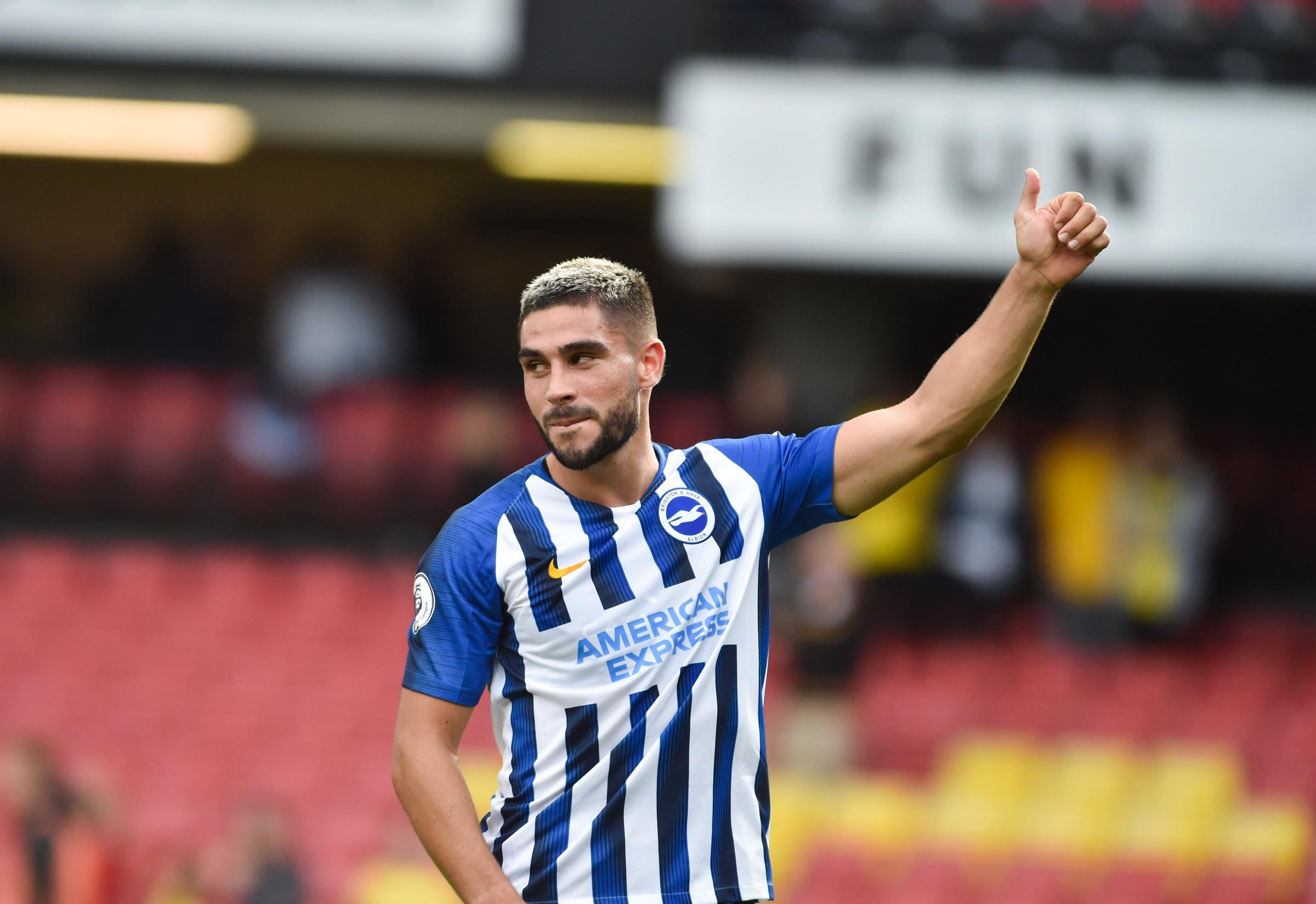 Neal Maupay ready to roam in attack