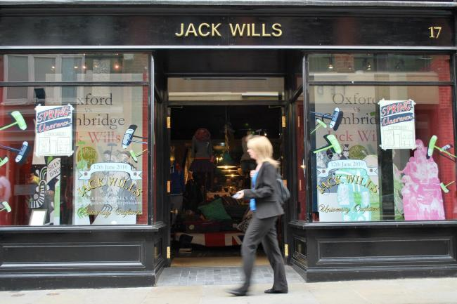 Future of Jack Wills in Brighton REVEALED after chain announces it's closing stores