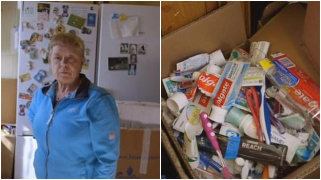 Recycling pensioners reveal they've stopped more than 200K biscuit wrappers going to landfill