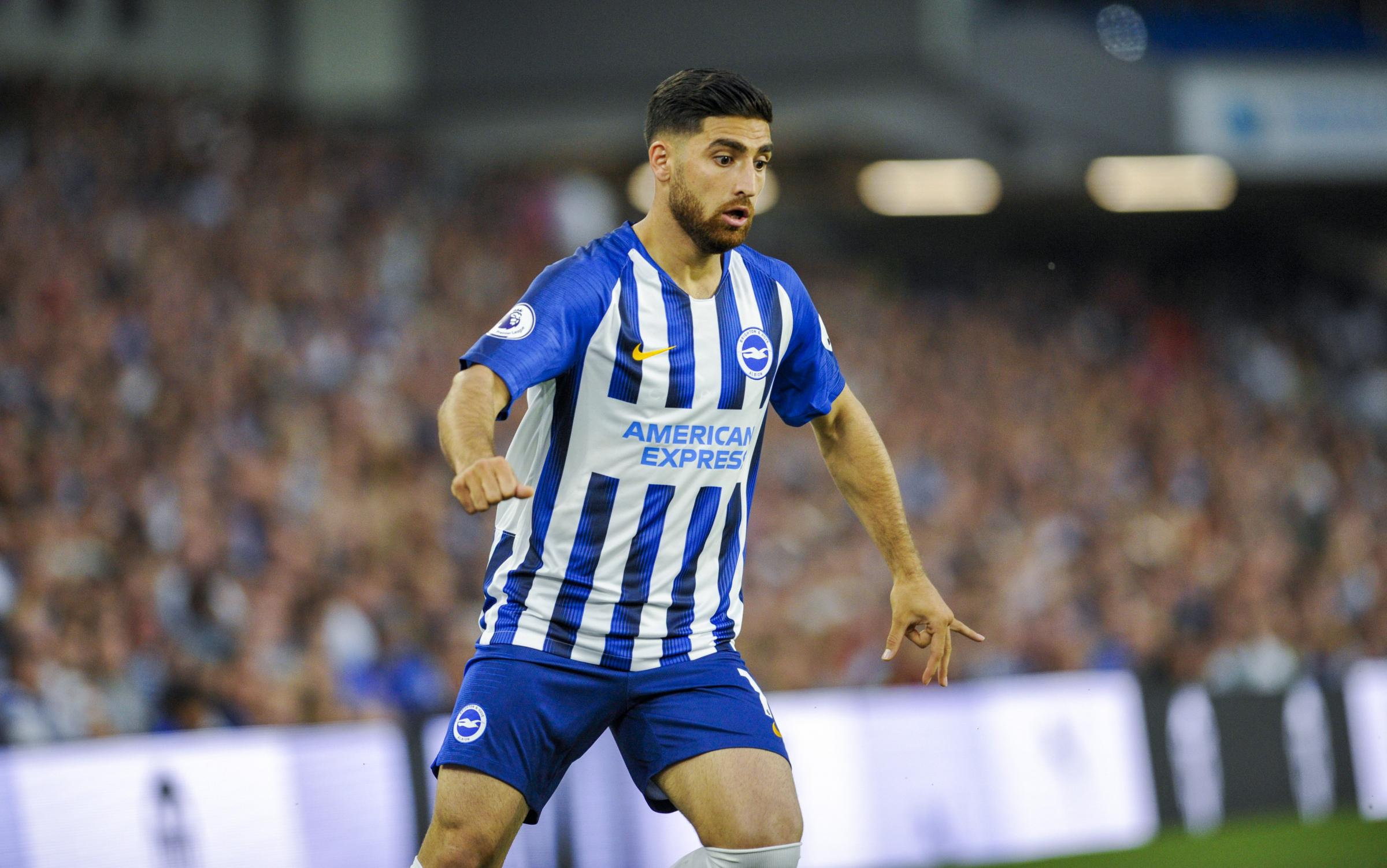 Potter backs Alireza Jahanbakhsh to keep fighting for a place