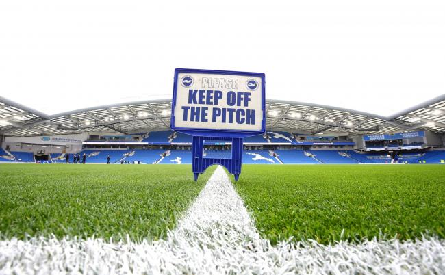 Albion's season remains on hold