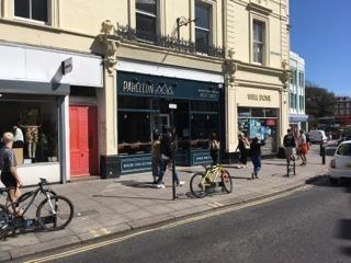 Brighton Pabellon restaurant shuts after just nine months
