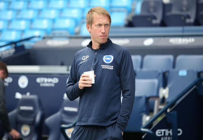 Graham Potter has pointed to the emergence of Aaron Connolly and Steven Alzate as attacking options