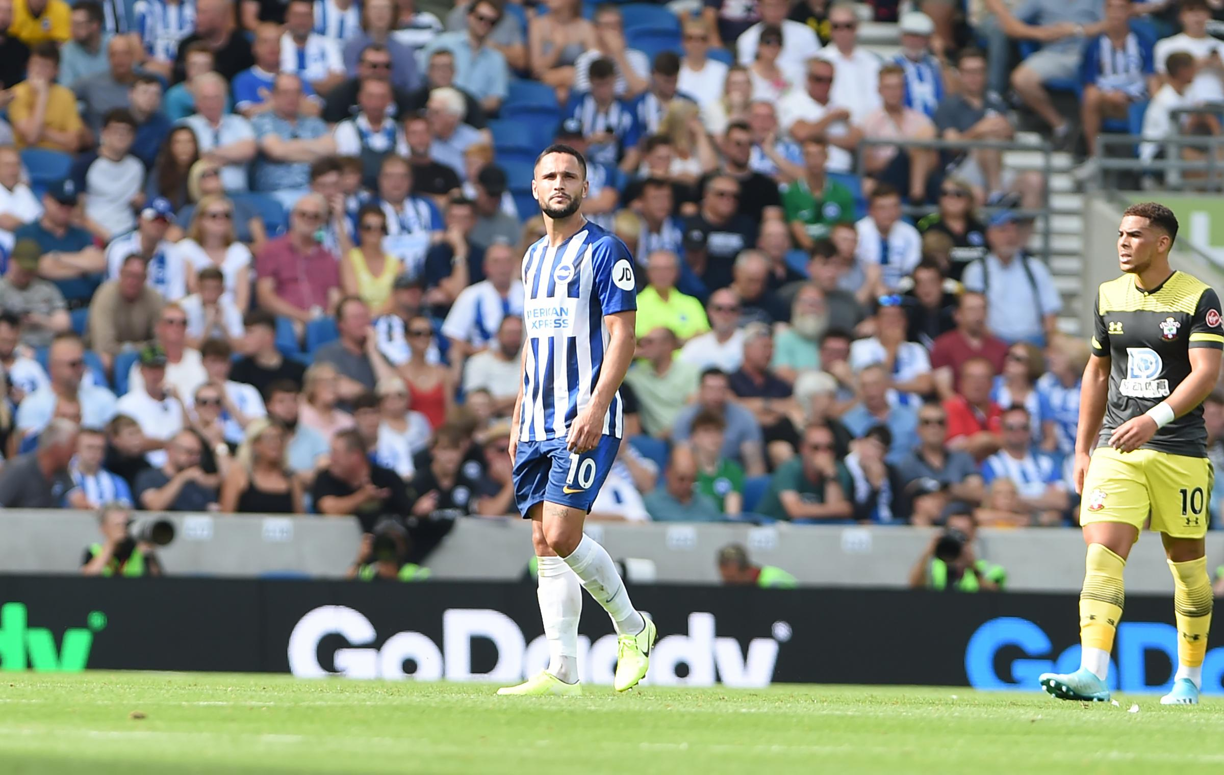 Albion loanee Florin Andone suffer serious injury in Galatasaray's win over Gaziantep
