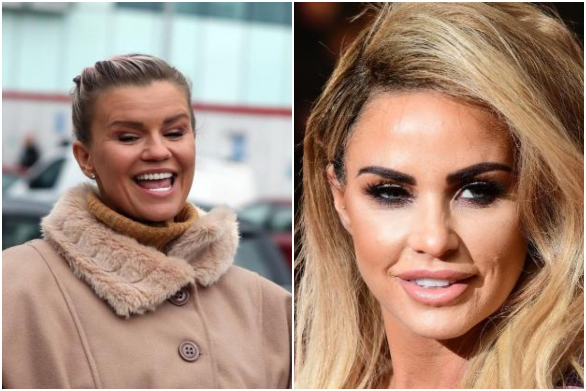 Kerry Katona Says Pal Katie Price Looks Awful Following Her Recent Cosmetic Surgery Spree The Argus