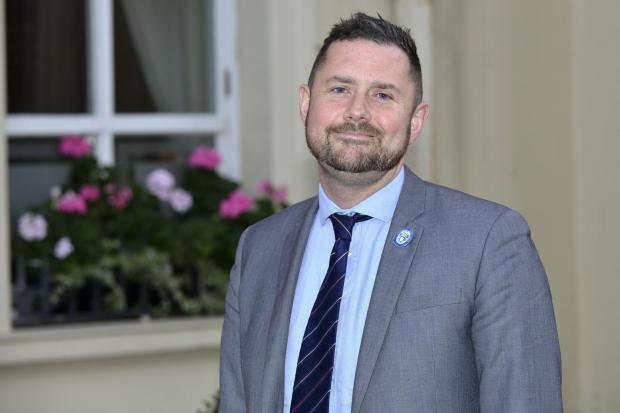 The Argus: Green councillor Phelim Mac Cafferty, leader of Brighton and Hove City Council