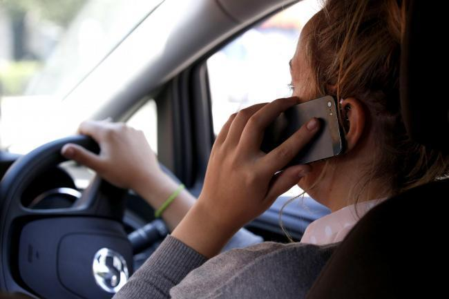 Drivers have given some terrible excuses for being distracted at the wheel