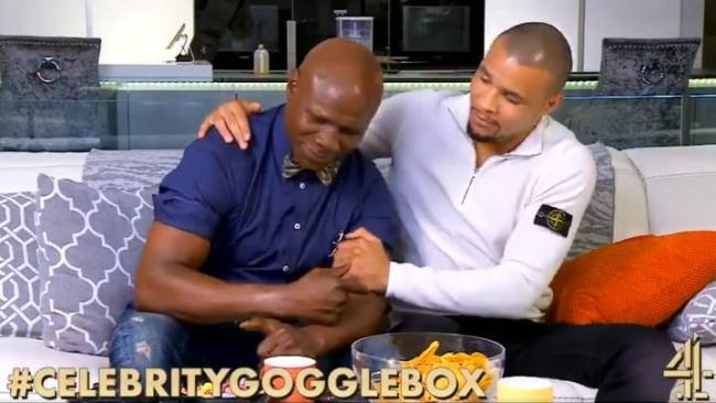 The Eubank's on Gogglebox