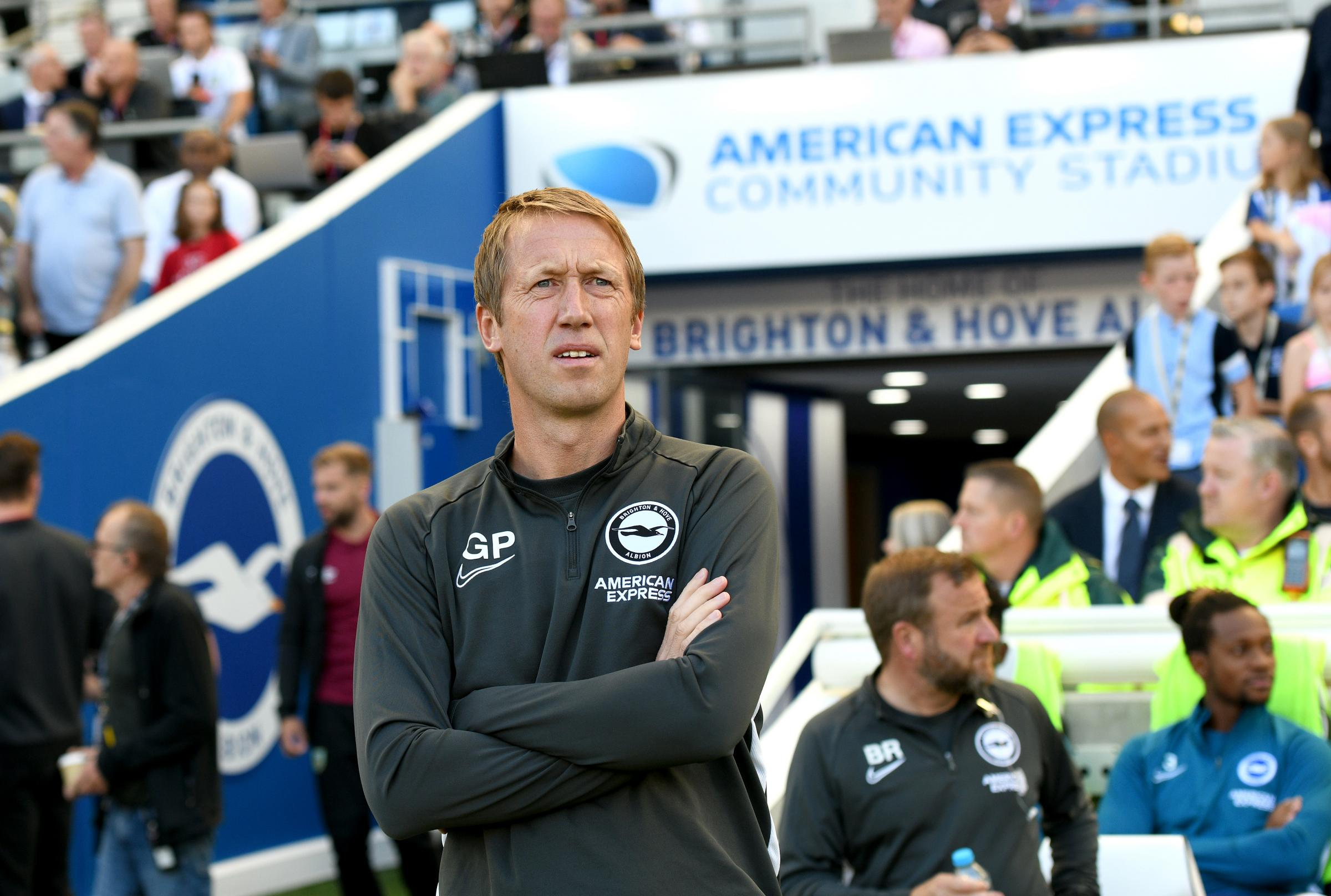 Why Graham Potter believes all Prem clubs can aim high