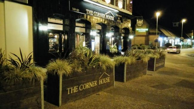 The Corner House, Worthing