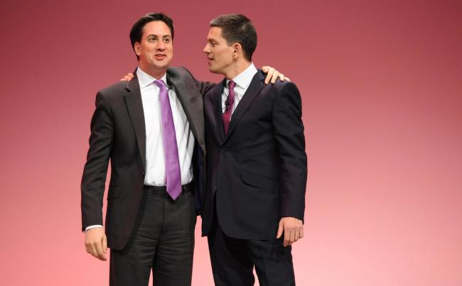 File photo dated 27/09/10 of brothers David Miliband (right) and Ed Miliband. PRESS ASSOCIATION Photo. Issue date: Saturday June 11, 2011. A difficult week for Ed Miliband was capped today as Labour was hit with more embarrassing leaks. Amid questions ove