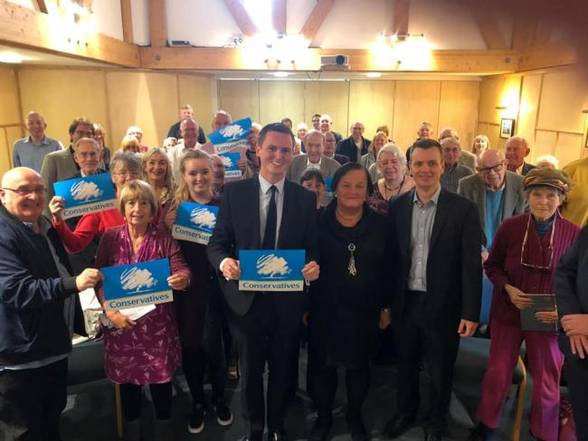 Conservatives announce new parliamentary candidate in Brighton