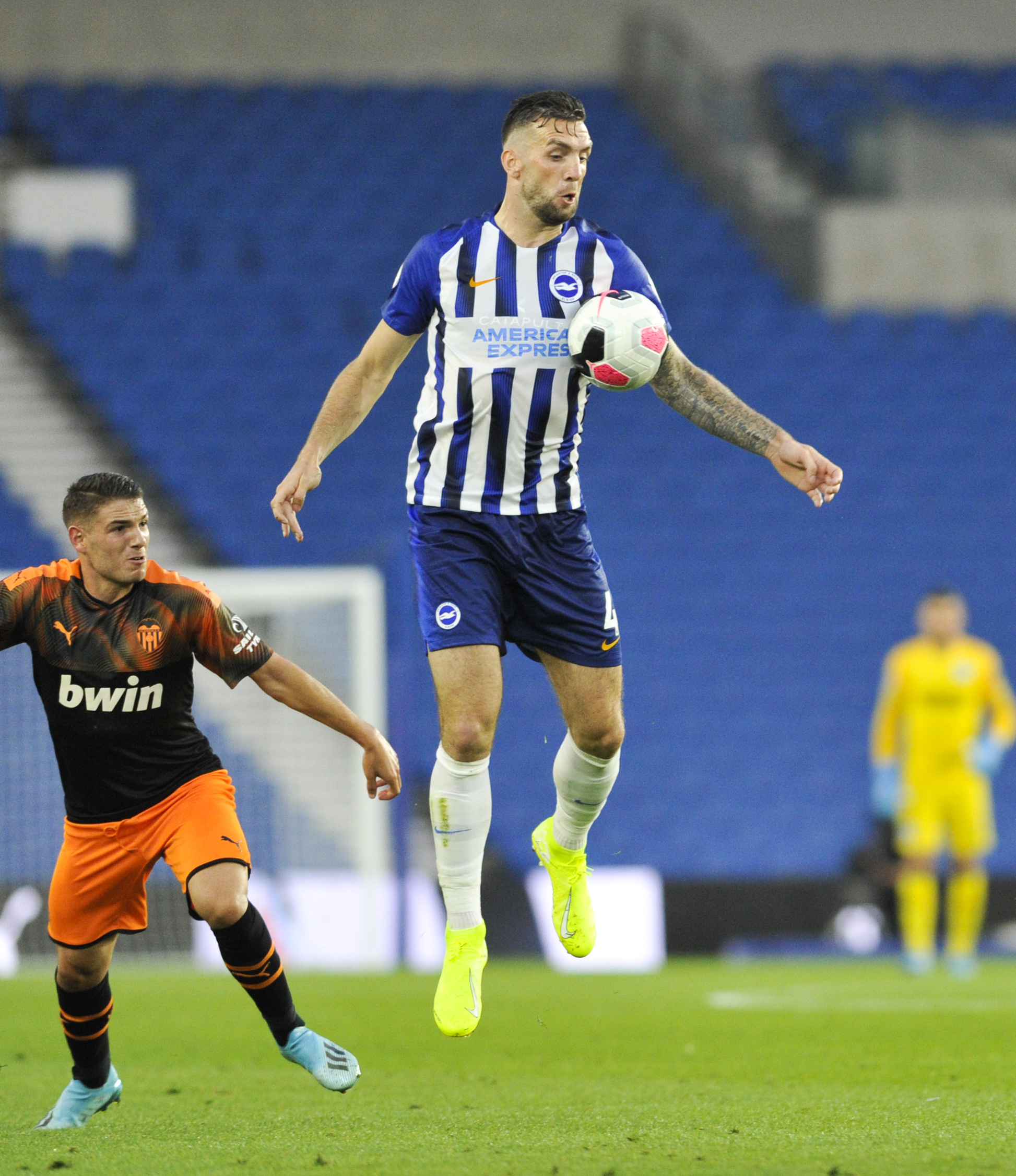 Shane Duffy told there is a seat on the Ireland plane for him - with extra legroom