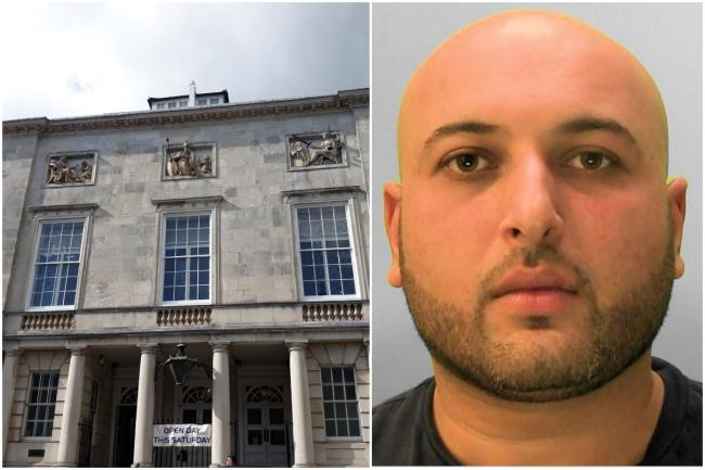 Fahad Javaid was jailed at Lewes Crown Court