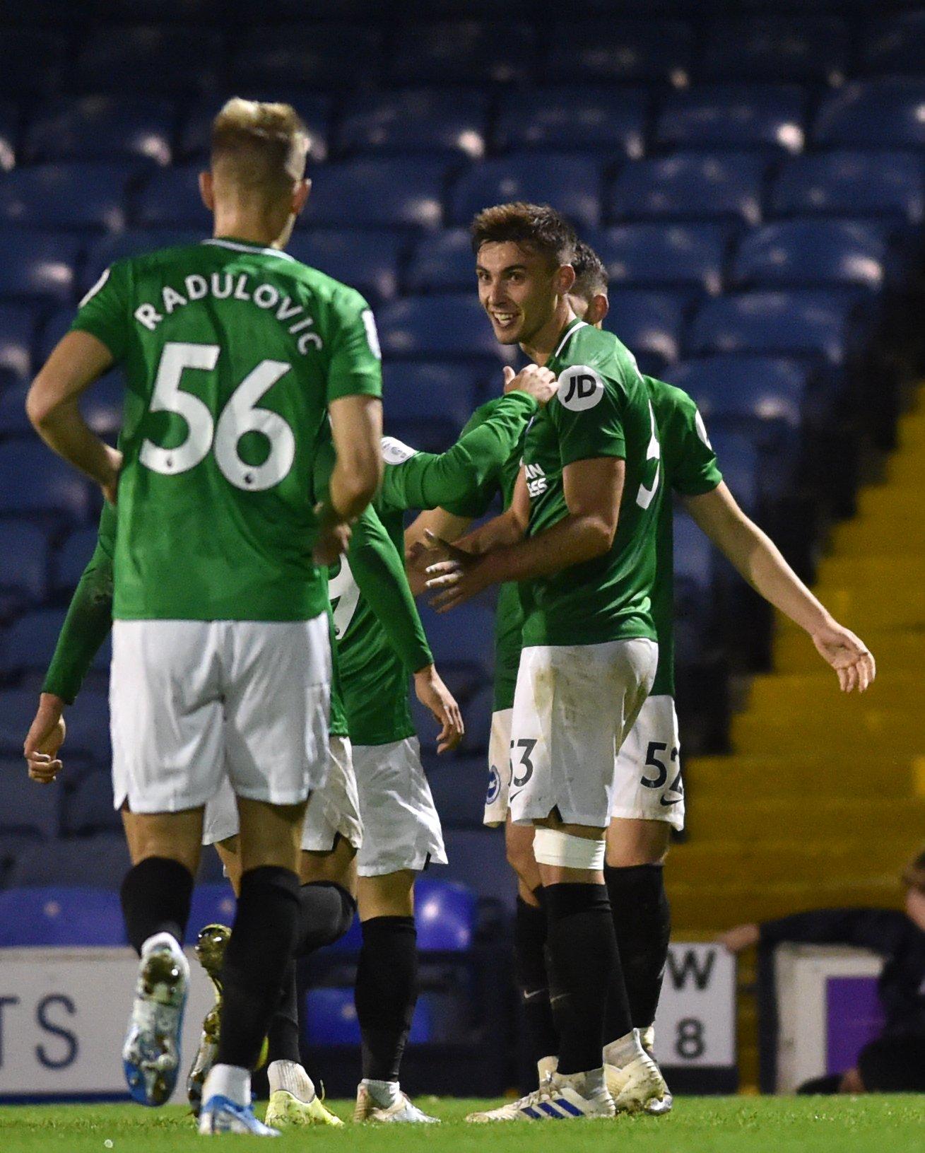 Warren O'Hora aims to be Albion's next Irish success