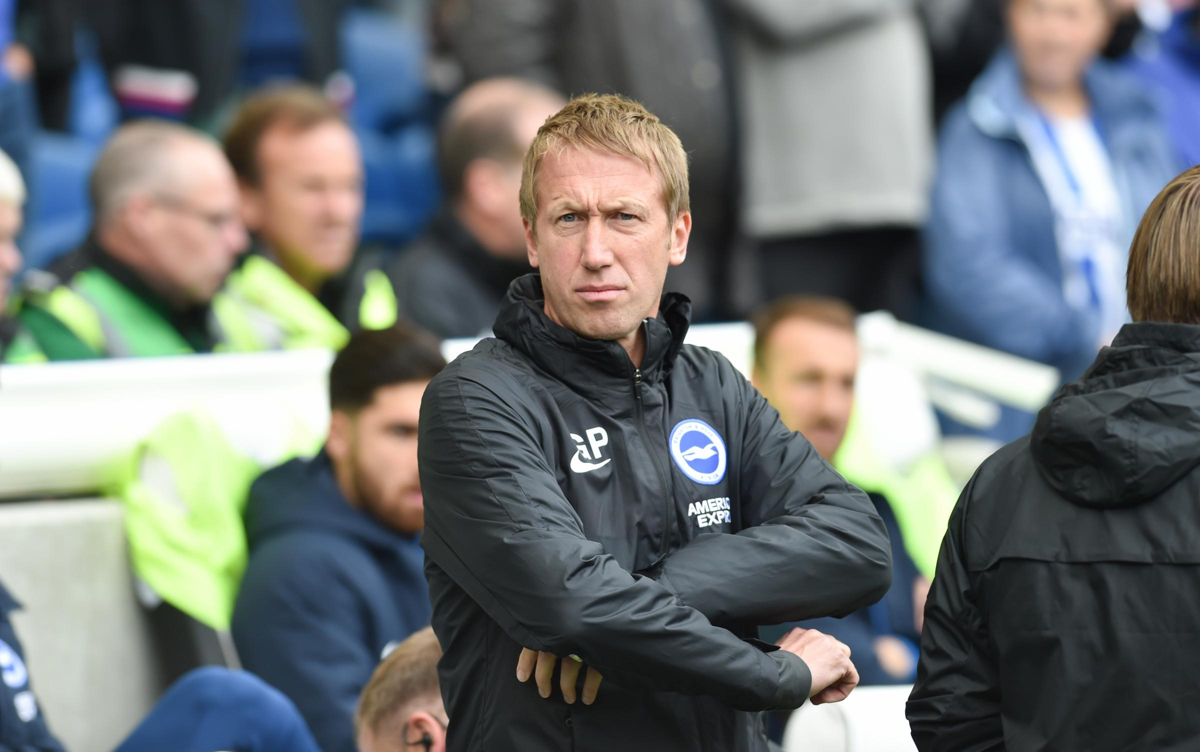 Graham Potter offers cash and moral support to Ostersunds