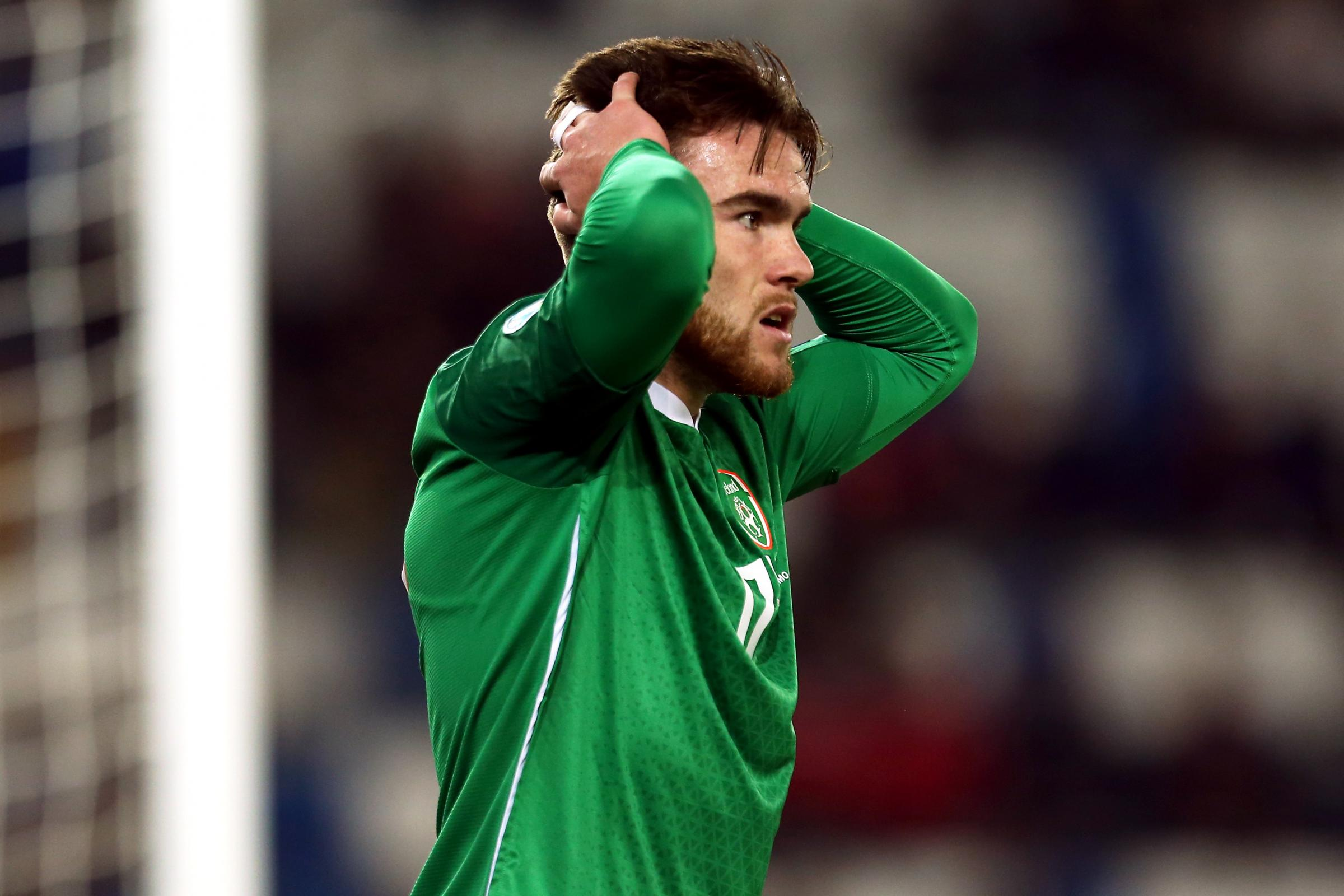 Irish boss so sorry for Aaron Connolly