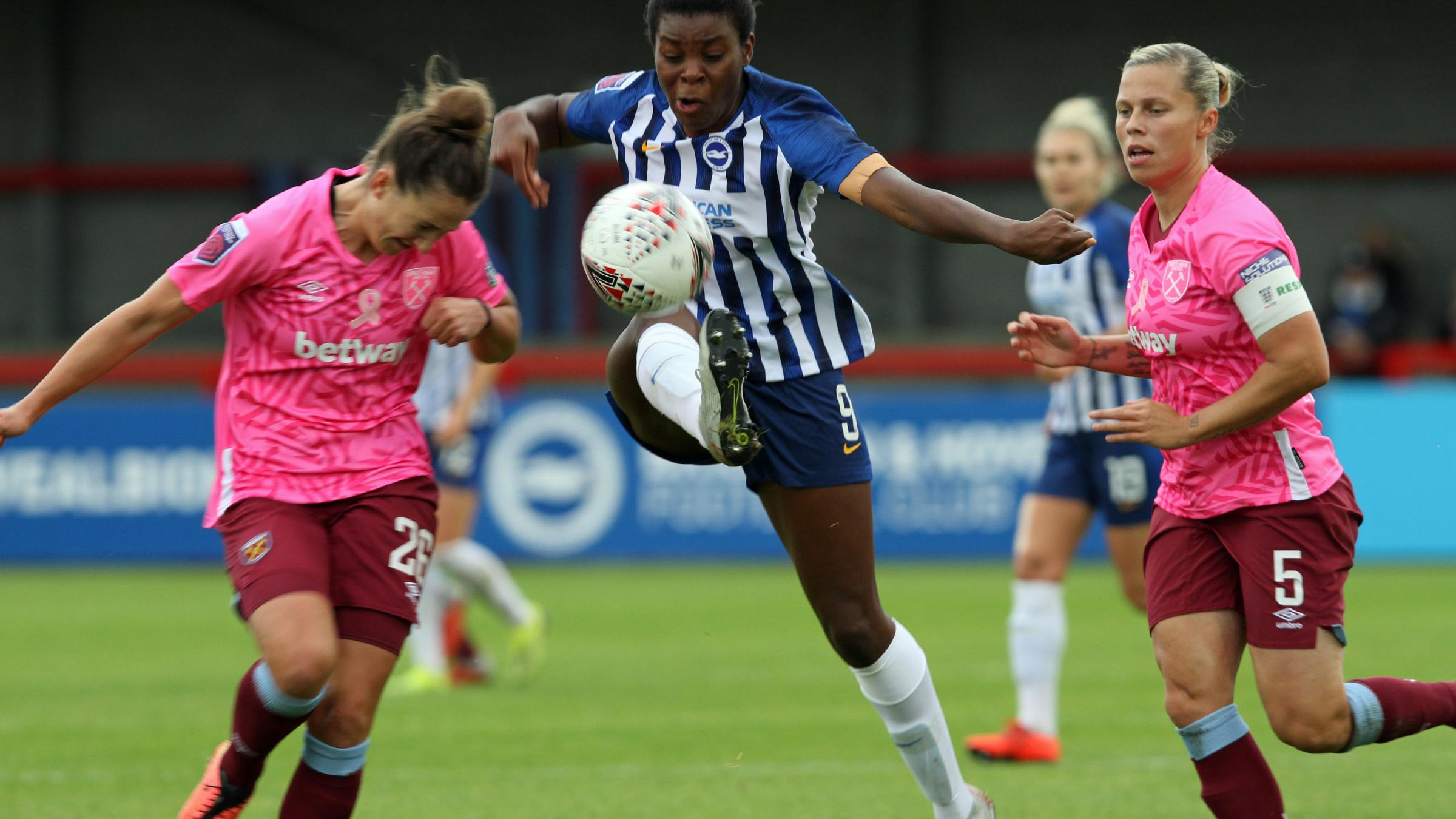 Why Hope Powell kept Albion in for talks after defeat