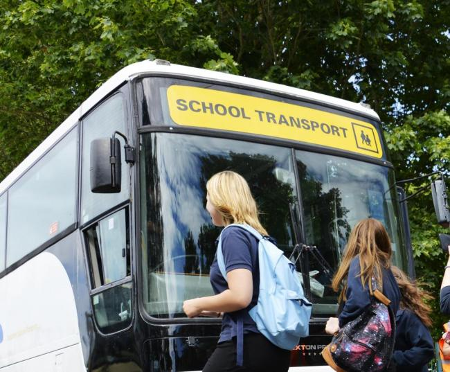 LETTER: I am very concerned about school transport