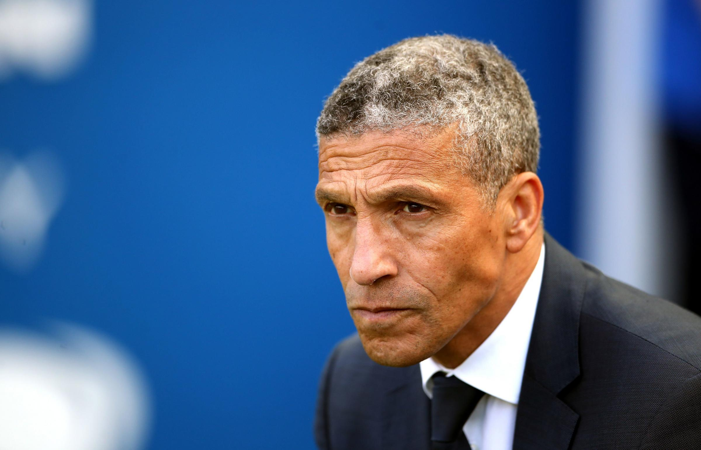 Chris Hughton keeping busy but would rather be in a job