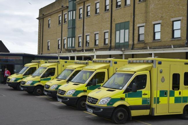 There is a shortage of paramedics