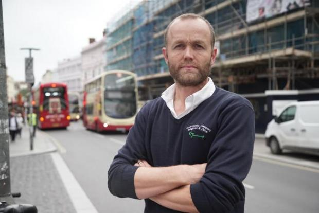 The Argus: Councillor Tom Druitt is trying to help those facing delays