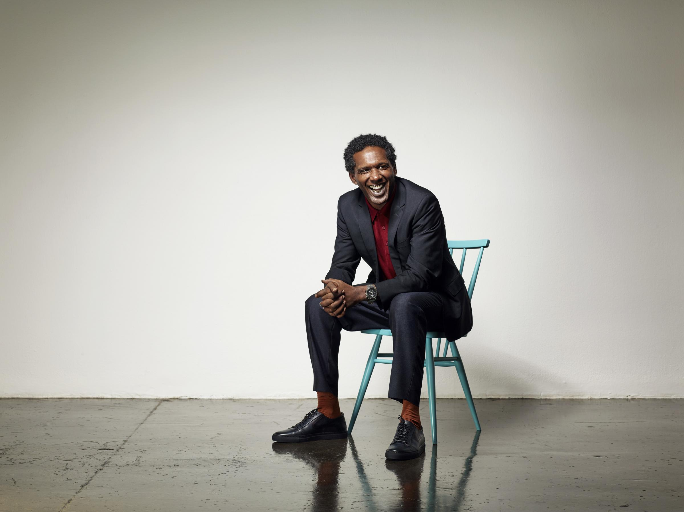 Lemn Sissay is happy to be named as the next guest director fo the Brighton Festival (Hamish Brown)