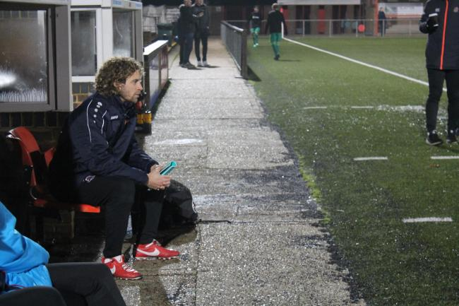Sergio Torres is open minded about the vacant manager's job at Borough. Picture: Sophie Bradbury