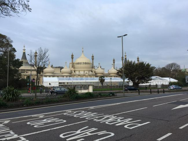 'Christmas ruined' - what cancellation of Royal Pavilion ice rink means to you